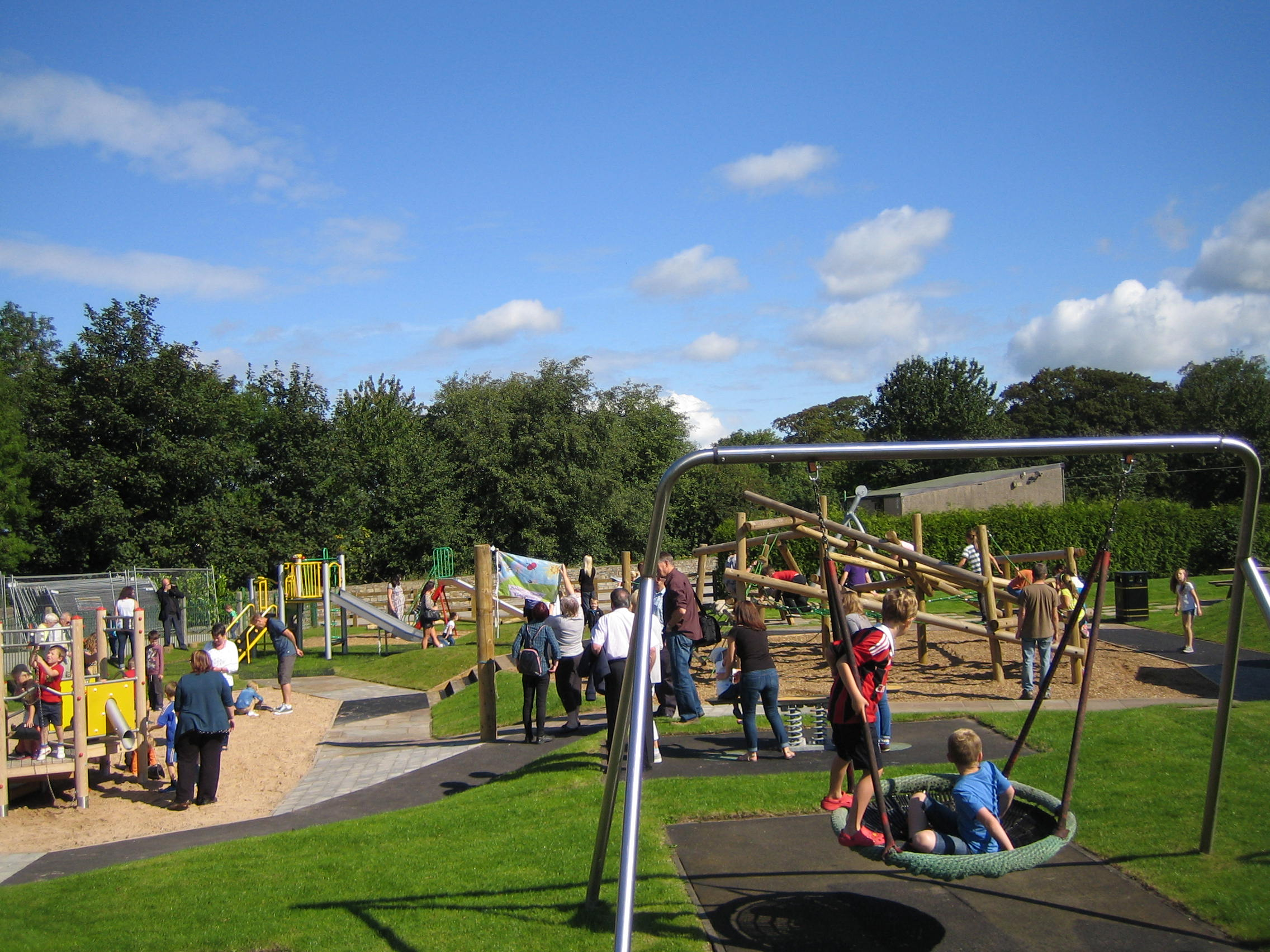 Bolton-le-Sands Playground