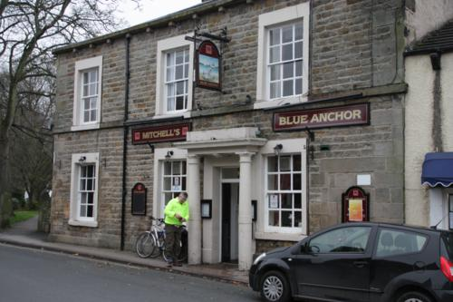The Blue Anchor Hotel, Bolton-le-Sands