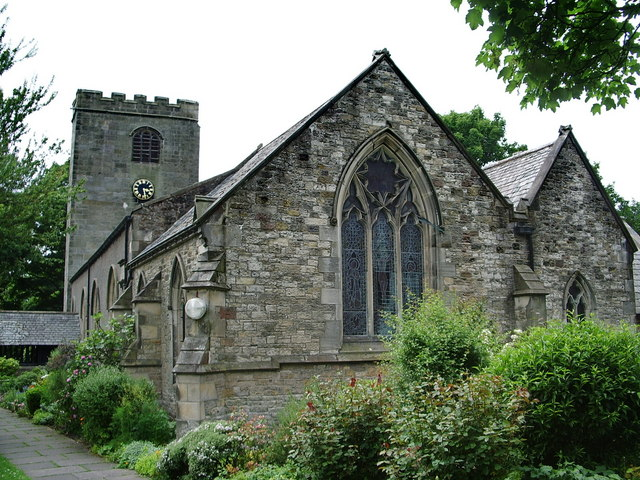 St Michael's Church, Bolton-le-Sands